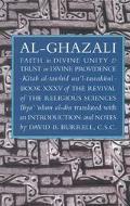 Faith in Divine Unity and Trust in Divine Providence Kitab At-Tawhid Wa Tawakkul