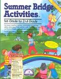 Summer Bridge Activities 1st Grade to 2nd Grade