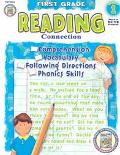 Reading Connections Comprehension, Vocabulary, Following Directions, Phonics Skills  Grade 1