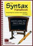 Syntax Handbook Everything You Learned About Syntax but Forgot