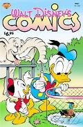 Walt Disney's Comics and Stories 668