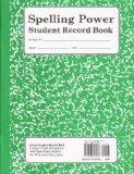 Spelling Power Notebook Green Grades 4 - 6
