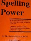 Spelling Power 3rd Edition