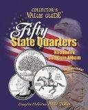 Fifty State Quarters: Handbook and Coin Album; Complete Collection 1999-2008 - CheckerBee Pu...