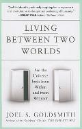 Living Between Two Worlds: See the Universe Both from Within and from Without