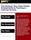 Amazing 7-Day, Super-Simple, Scripted Guide to Teaching or Learning Percents