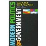 Modern Politics and Government (Comparative Politics & the International Political Economy,)