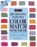 Decorative Painting Color Match SourceBook