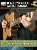 Teach Yourself Guitar Basics: Learn How to Choose, Buy and Care for a Guitar (Private Lessons)