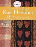 American Folk Art Rug Hooking Folk Art Projects With Rug Hooking Basics, Tips & Techniques