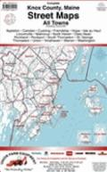 Street Maps of Knox County, Maine (2006) : An Atlas