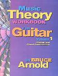 Music Theory Workbook for Guitar Chord and Interval Construction