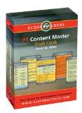 PT Content Master Flashcards