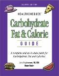 Healthcheques Carb, Fat and Calorie Guide