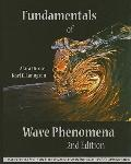 Fundamentals of Wave Phenomena (Mario Boella Series on Electromagnetism in Information & Communication)