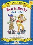 Ben & Becky Get a Pet (We Both Read - Level 2 (Quality))