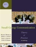 Small Group Communication Theory & Practice