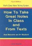 How to Take Great Notes in Class and from Texts