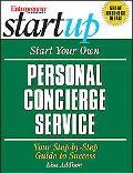 Start Your Own Personal Concierge Service Your Step-By-Step Guide to Success