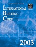 International Building Code 2003