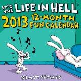 2013 Life In Hell Calendar