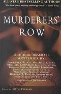 Murderer's Row Baseball Mysteries