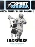 Official Athletic College Workbook Lacrosse