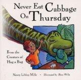 Never Eat Cabbage on Thursday - Nancy Libbey Mills - Paperback