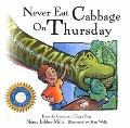 Never Eat Cabbage on Thursday, Vol. 1 - Nancy Libbey Mills - Hardcover