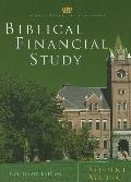 Biblical Financial Study-student Manual