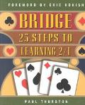 Bridge 25 Steps to Learning 2/1