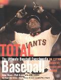 Total Baseball The Ultimate Baseball Encyclopedia