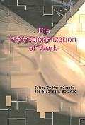 Professionalization of Work