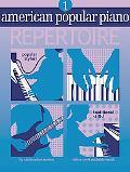 American Popular Piano : Level One - Repertoire