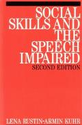 Social Skills and the Speech Impaired