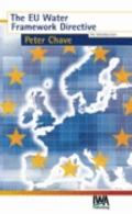 Eu Water Framework Directive An Introduction