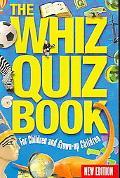 Whiz Quiz Book For Children And Grown-up Children