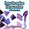 Solving IQ Puzzles