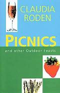Picnics and Other Outdoor Feasts - Claudia Roden - Paperback