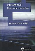 International Electronic Evidence