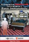 Interactive Clinical Scenario Illustrating Aspects of Basic Immunology Single User