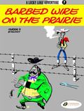 A Lucky Luke Adventure: Barbed Wire on the Prairie