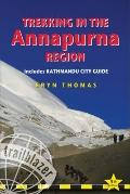 Trekking in the Annapurna Region, 5th: includes Kathmandu city guide