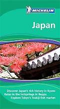 Michelin Travel Guide Japan (Michelin Travel Guides)
