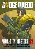 Judge Dredd: Mega-City Masters 02