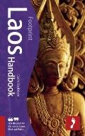 Laos Handbook, 6th: Travel Guide to Laos (Footprint - Handbooks)