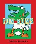 Fun Bums (Split Page Novelty Book)