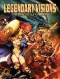 Legendary Visions : The Art of Genzoman