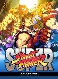 Super Street Fighter Volume 1: New Generation
