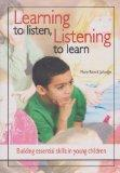 Learning to Listen, Listening to Learn